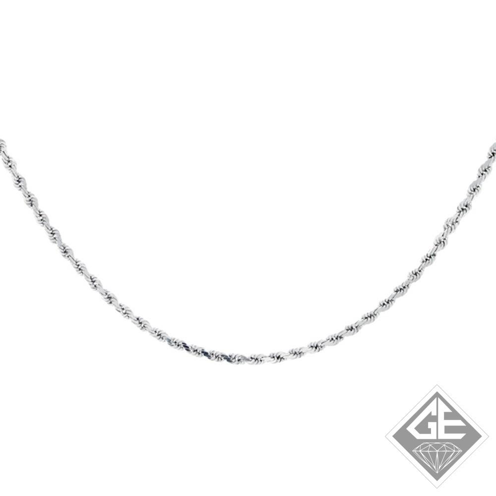 Fine Jewelry 14K Gold 18 Inch Chain Necklace EPjOI